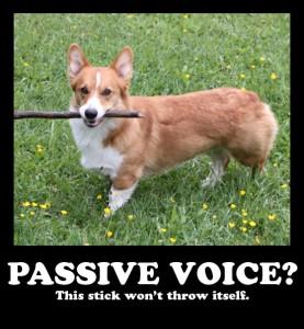"""""""pasiv ili aktiv u engleskom"""""""