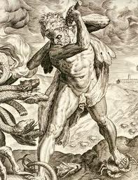 """Herkul ubija hidru"""