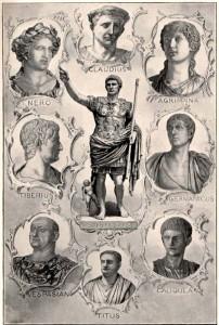 """vladari starog Rima"""