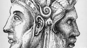 """""""Janus, rimski bog"""""""