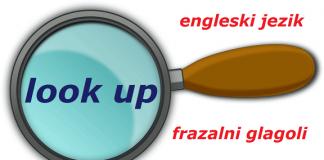 frazalni glagoli engleski
