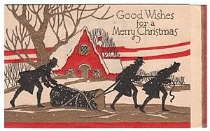 """Božićna tradicija u Engleskoj - Yule Log"""