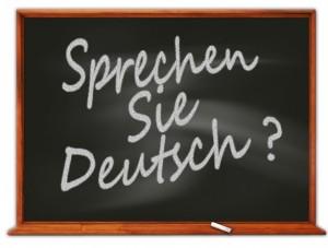srechen sie Deutsch*