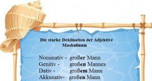 nemački jaka-deklinacija-prideva