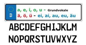 samoglasnici u nemačkom
