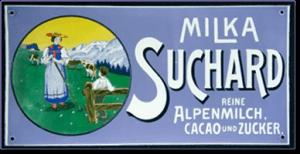 Milka čokolada istorija