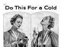 Bajerov aspirin nekada 1937