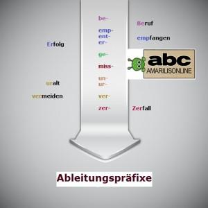 Prefiksi u nemackom