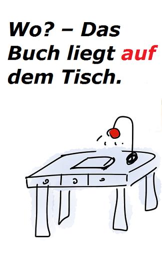 auf predlog nemački