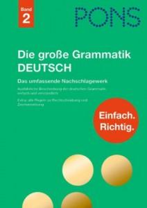 Pons gramatika nemačkog jezika