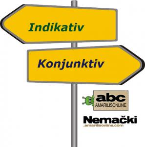 konjunktiv u nemackom jeziku*