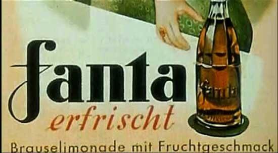 Fanta nemački brend