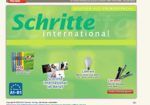 nemački Schritte_international