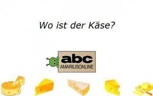 dativ u nemačkom wo gde mesto