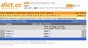 dict.cc_Regal_German-Serbian_Dictionary_-_2015-02-11_13.40.55