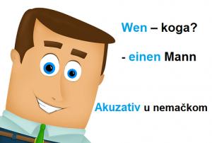 akuzativ u nemačkom