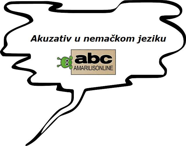 akuzativ-u-nemackom