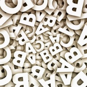 nemačka azbuka alfabet
