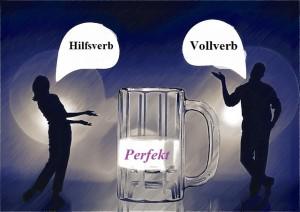 nemacki glagoli vrste
