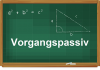 Vorgangspassiv nemački pasiv