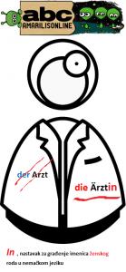 nemacke imenice
