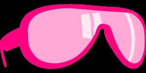 ružičaste naočare