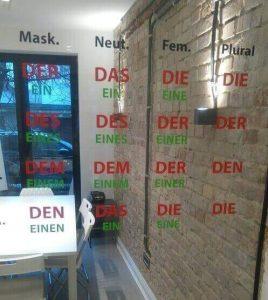 deutschpunkt škola nemačkog