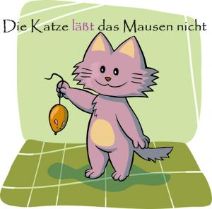 lassen nemački glagol