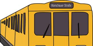 Fahrkarte nemački