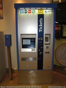 automat u bahn