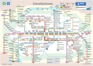 schnellbahnnetz