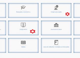 Ponuda portala za strane jezike