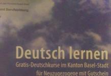 kursevi nemačkog u Bazelu