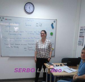 Serbo Lab nemački besplatno