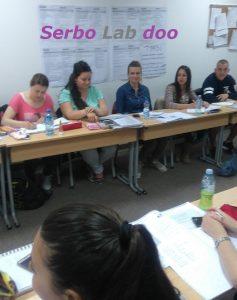SerboLab nemački besplatna obuka