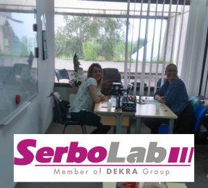Serbo Lab profesori nemački