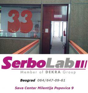 Serbolab centar Beograd