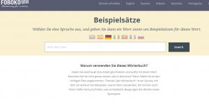 nemački rečnik rečenica
