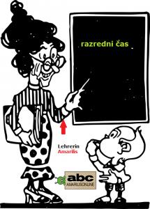 Lehrerin Amarilis Nemački nije bauk